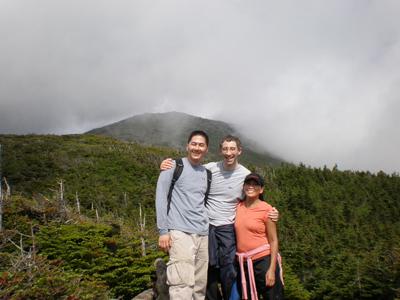 Weekend trip - Hike up Mount Lafayette