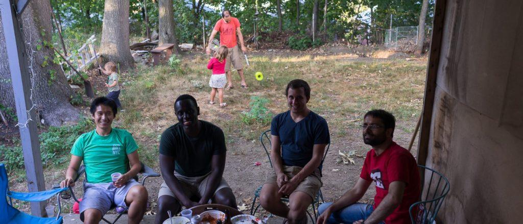 Summer BBQ 2016