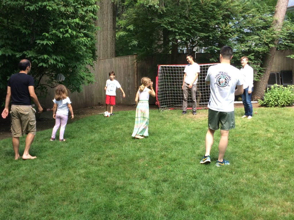Soccer with kids 2017_1