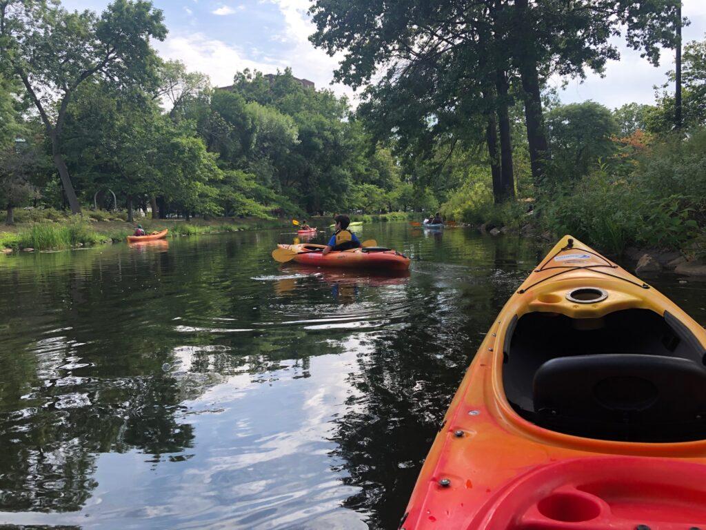 Kayaking 1 2020